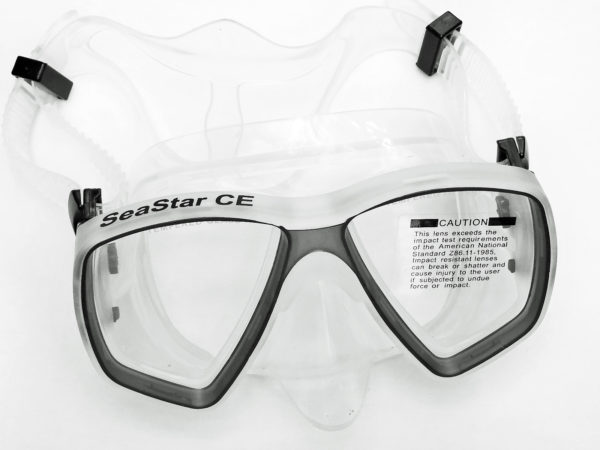 ABVERKAUF!!! SeaStar Masken Set Limited II.Wahl-777