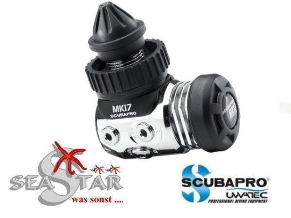 Scubapro 1. Stufe MK17 EVO -0