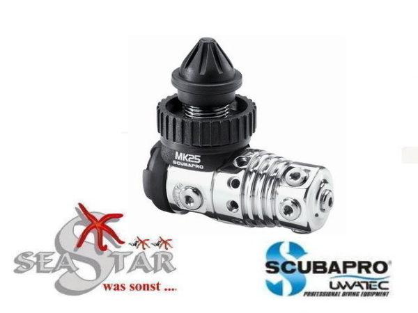 Scubapro 1. Stufe MK25 EVO-0