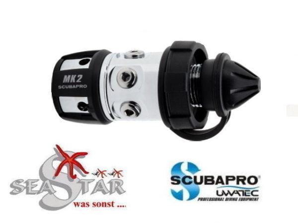 Scubapro 1. Stufe MK2 EVO-0