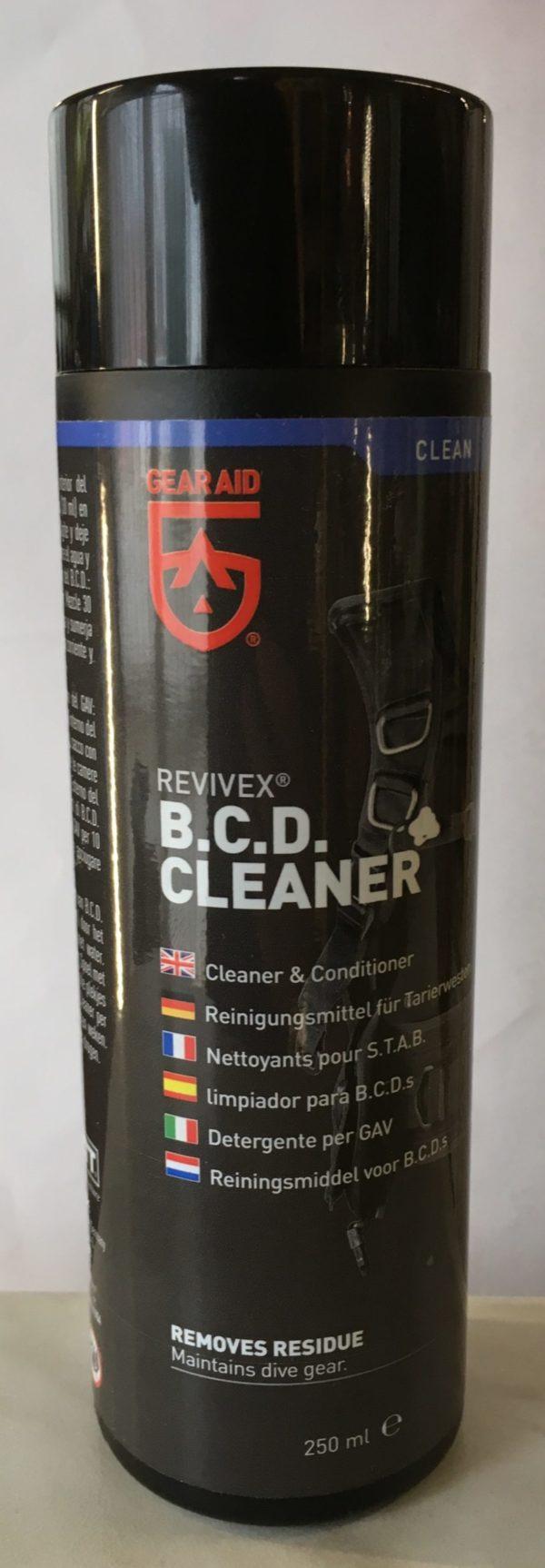 B.C.D. Cleaner Jacket Shampoo-0