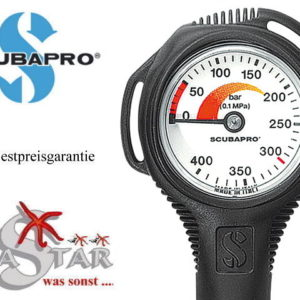 Manometer Compact Scubapro-0