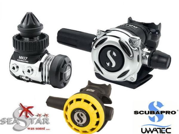 Scubapro MK17 EVO + A700 + R195 Oct.-0