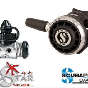 Scubapro MK17 EVO + G260-0