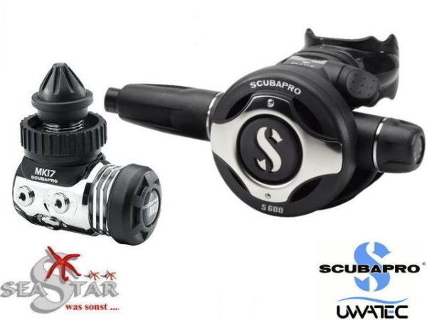 Scubapro MK17 EVO + S600-0