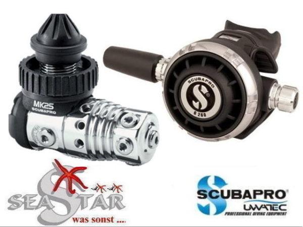 Scubapro MK25 EVO + G260-0