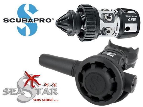 Scubapro MK2 EVO + R195-0