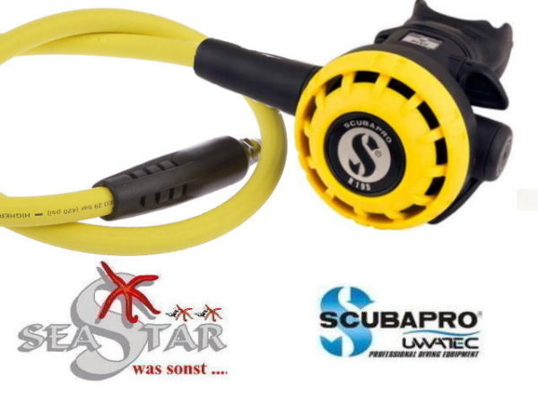 Scubapro R195 Octopus-0