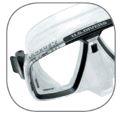 Technisub Maske Look inkl. opt. Gläser-742