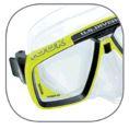 Technisub Maske Look inkl. opt. Gläser-744
