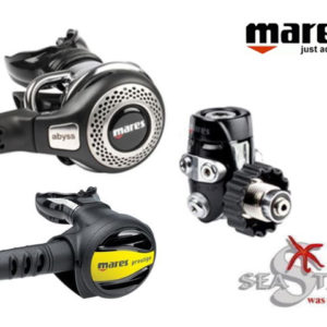 Mares Abyss 52X + Octopus Dual-0
