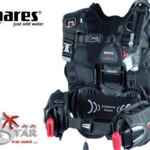 ABVERKAUF!!!Mares Hybride Pure SLS-0