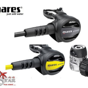 Mares Prestige 15X + Octopus Dual-0