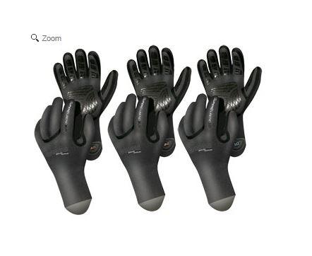 Camaro Seamless Handschuhe 5-0