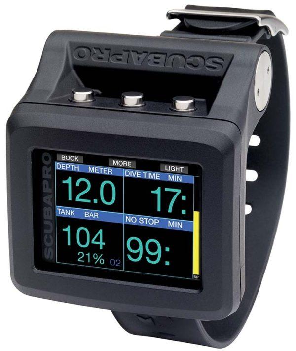 Scubapro G2 mit Sender und Brustgurt Online-Sonderpreis-1443
