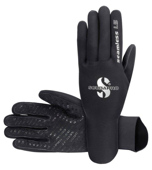 Scubapro Handschuhe Seamless 1,5 mm-0