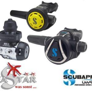 Scubapro MK11 + C370 + R095 Octopus-0