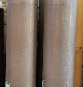 BTS Aluflasche 40CF silber Ventil ausbaufähig-0