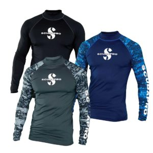 Scubapro Rash Guard langarm Man