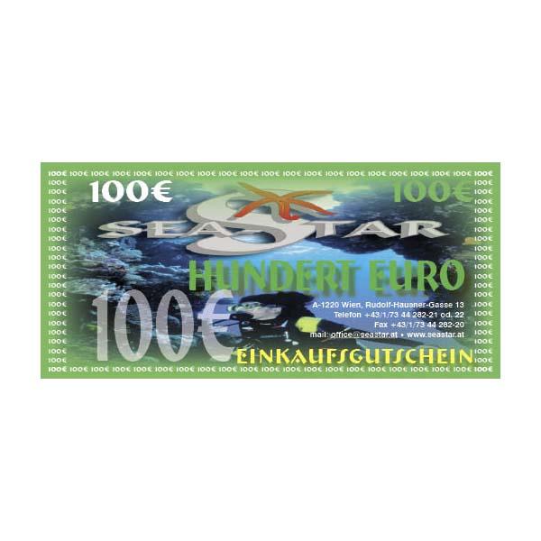 Gutschein € 100,--